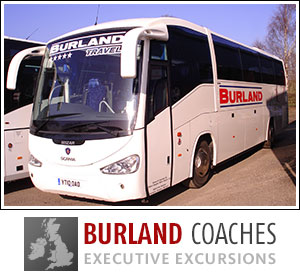 Burland Coaches and Minibuses