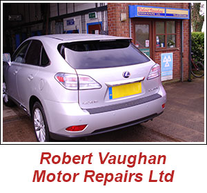 Robert Vaughan Motor Repairs